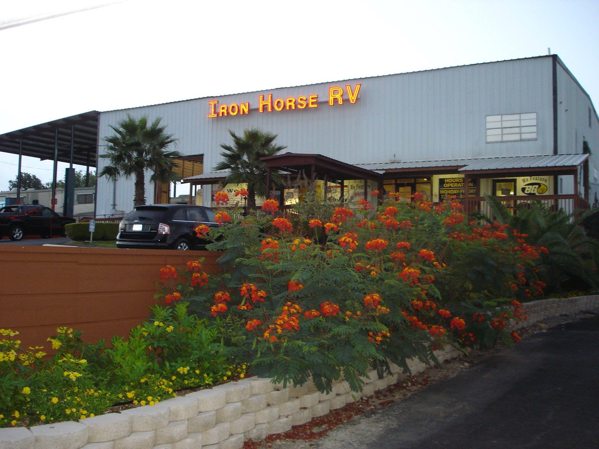 Iron Horse RV - San Antonio's RV Specialist